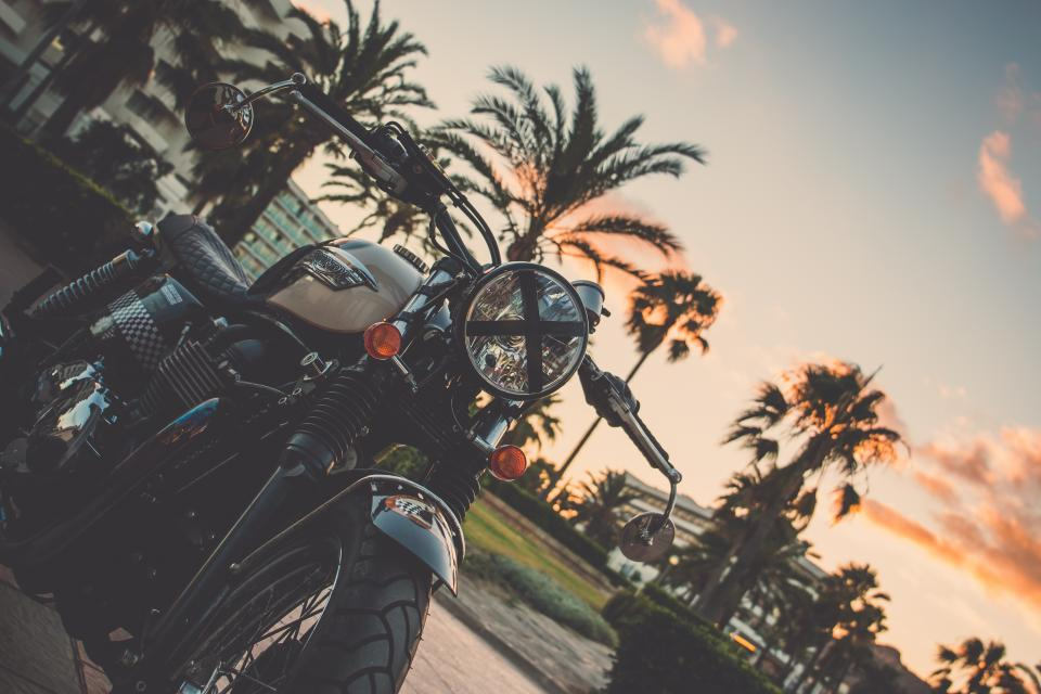 motorcycle travel trip
