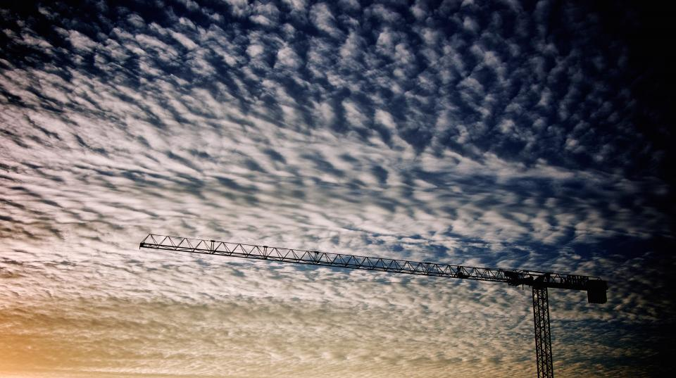 Free stock photo of nature clouds