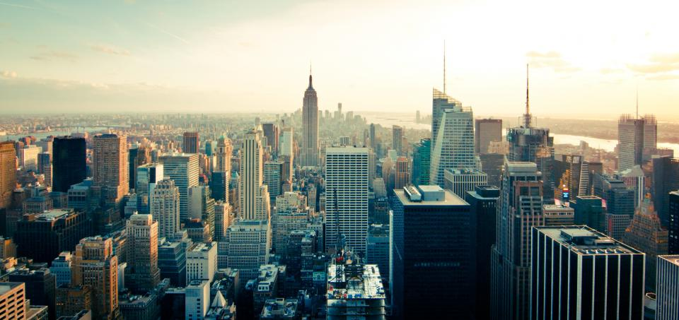 Free stock photo of new york city