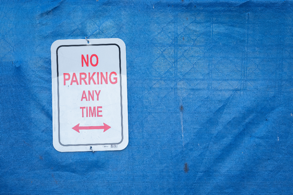 Free stock photo of no parking