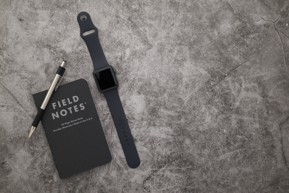 Free stock photo of notebook paper