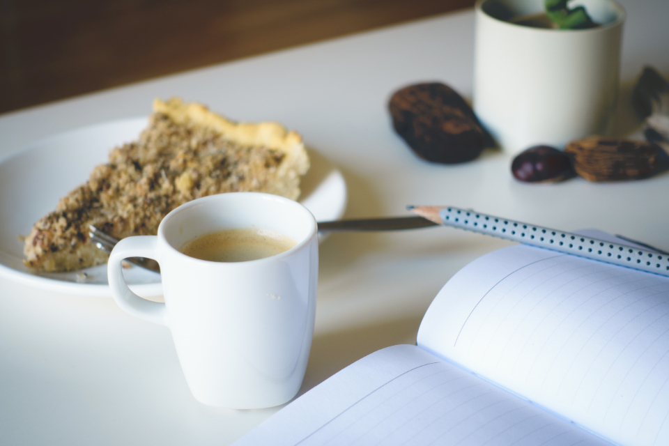 Free stock photo of notepad notebook