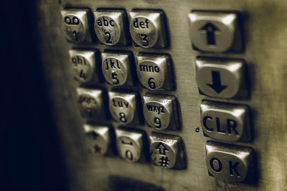 Free stock photo of numbers dial