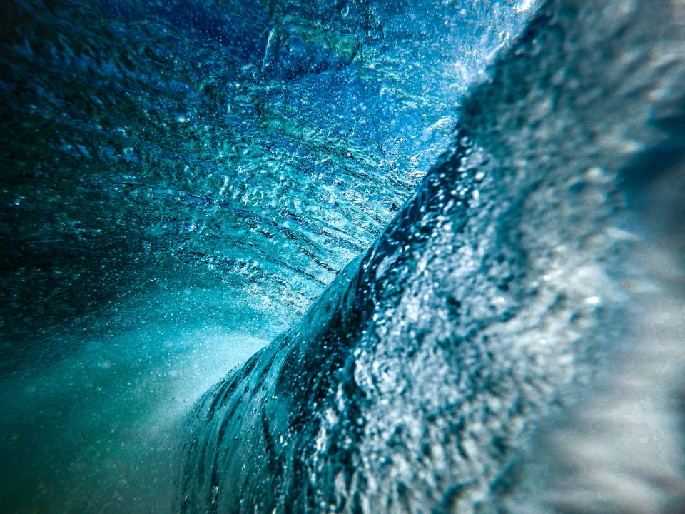 ocean water waves