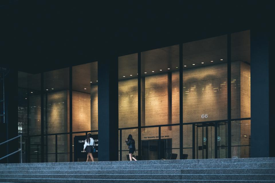 Free stock photo of office building