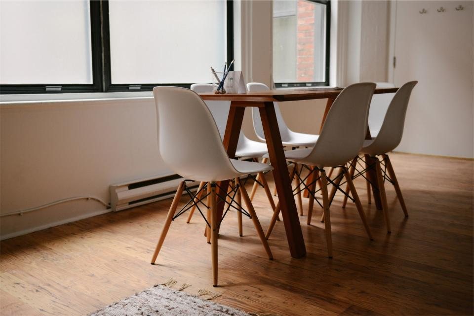 office business tables