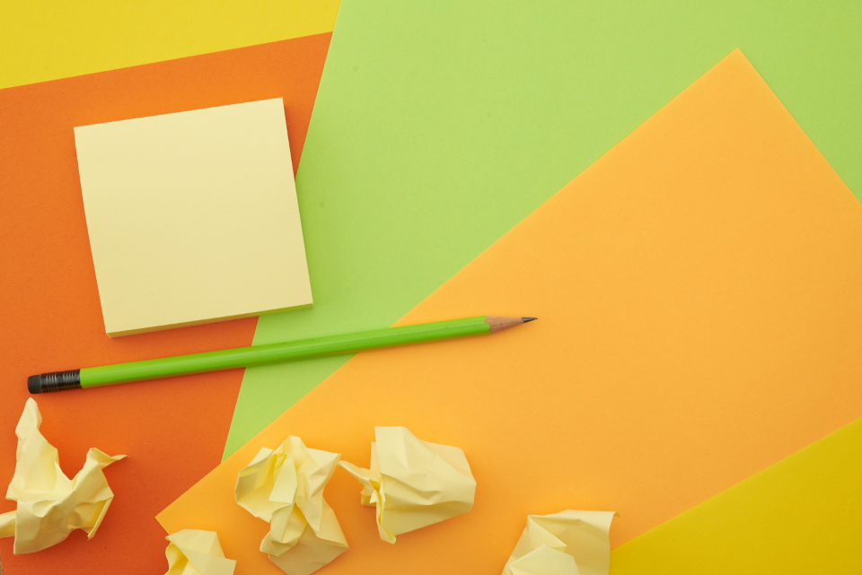 Free stock photo of office supplies
