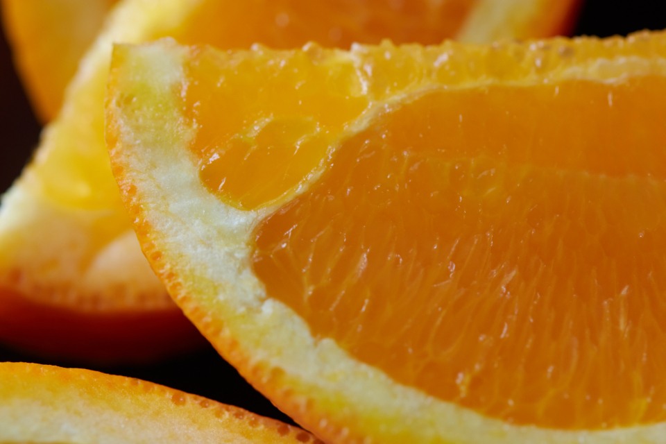orange fruit healthy