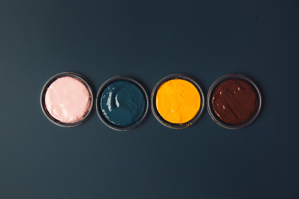 Free stock photo of paint can