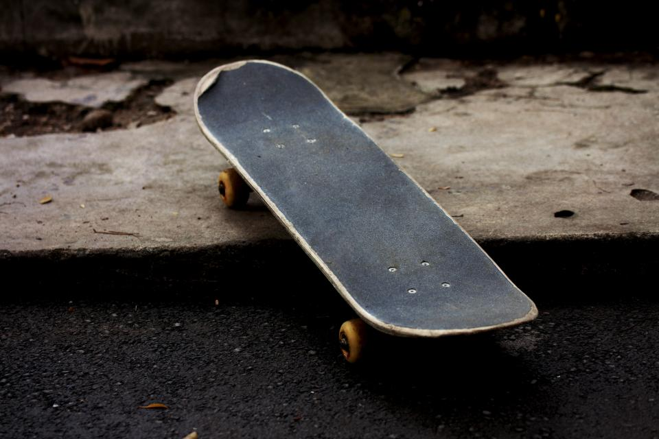 pavement skateboard sport