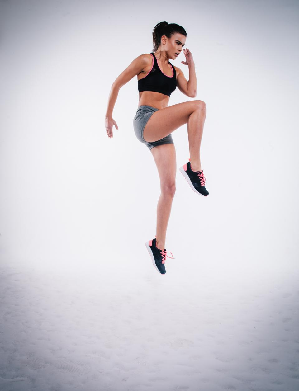 people woman exercise