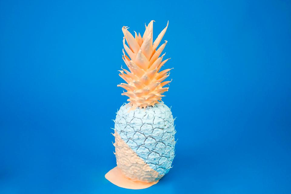 pineapple fruit food
