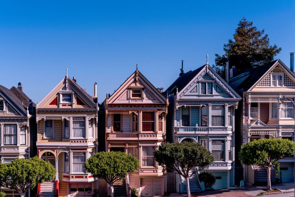 Free stock photo of places houses