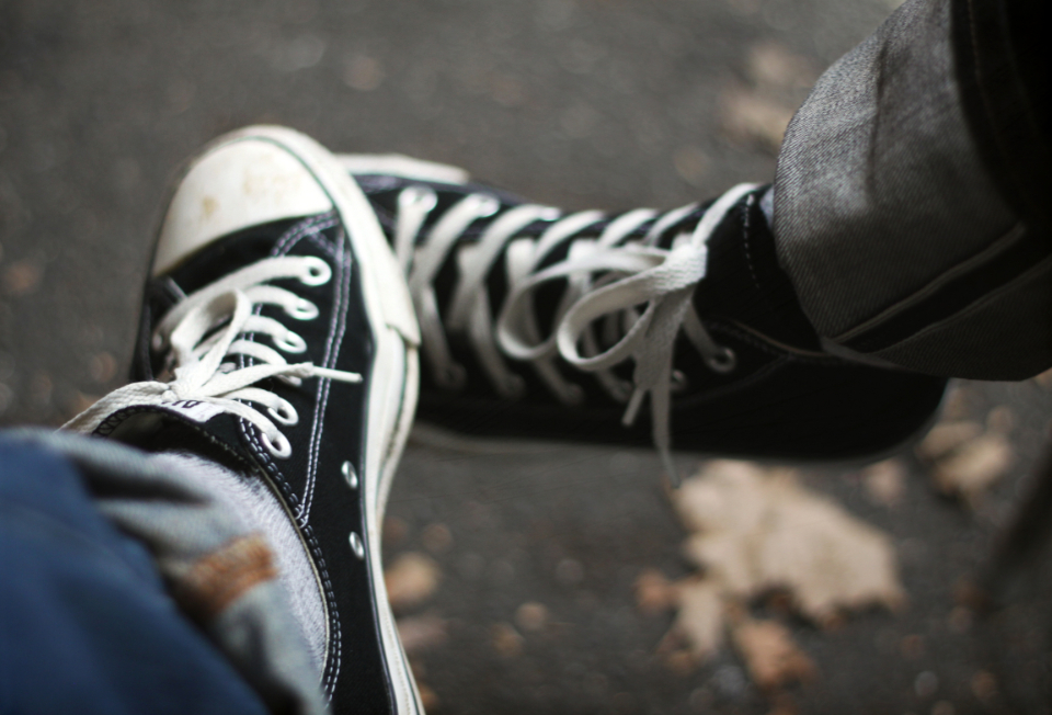 Free stock photo of relaxing shoes