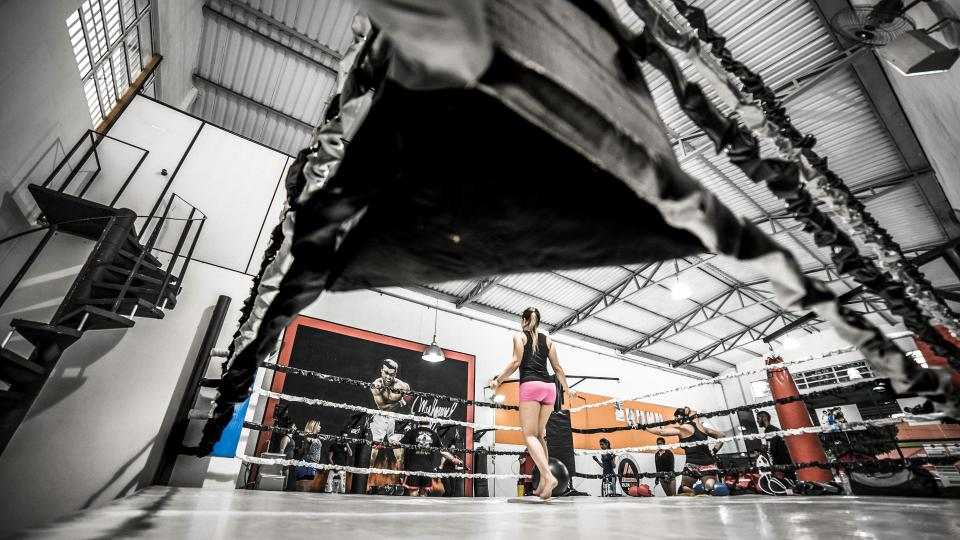 Free stock photo of ring gym