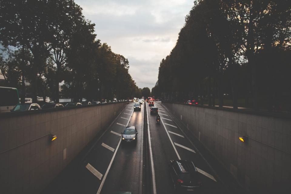 Free stock photo of road car
