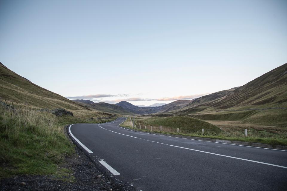 Free stock photo of road highway