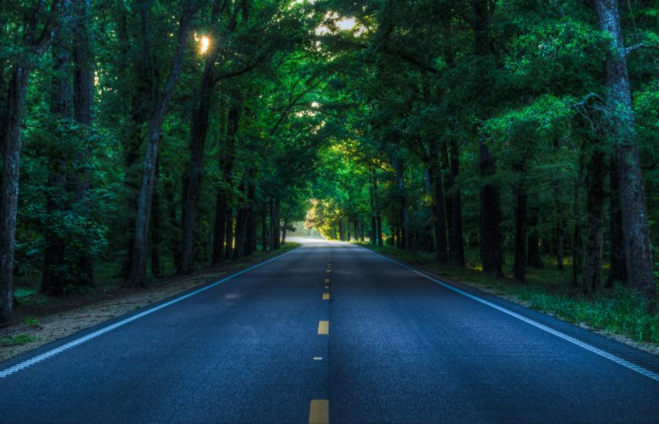 Free stock photo of road rural