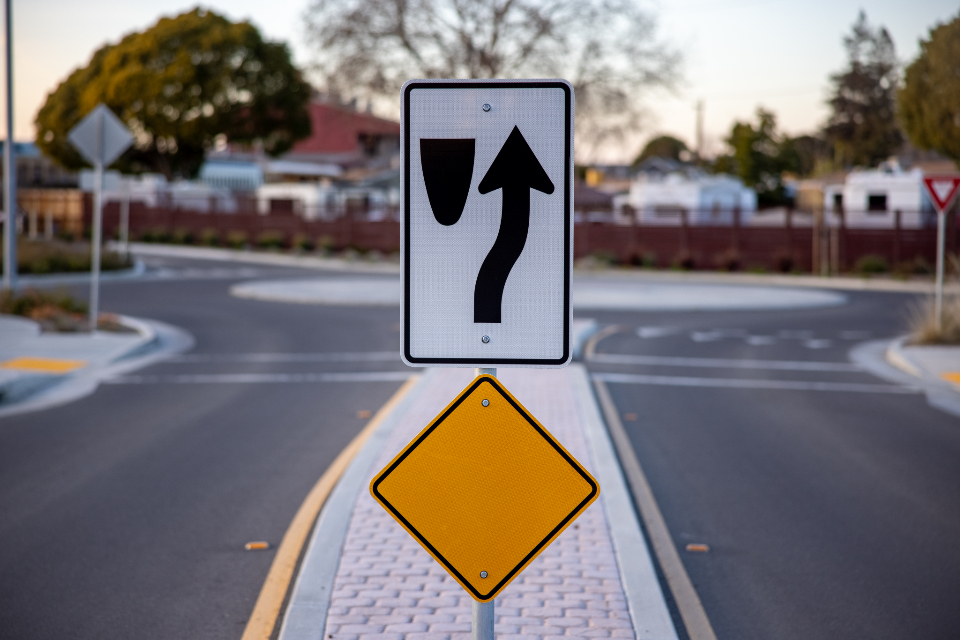 Free stock photo of road sign