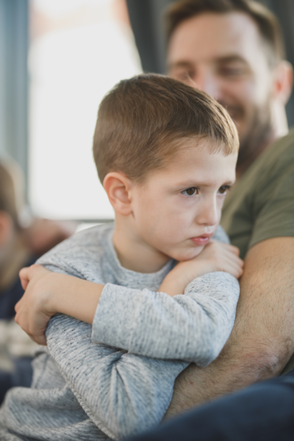 Free stock photo of sad child