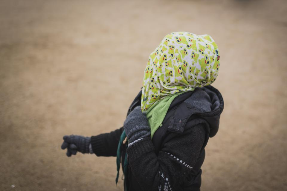 Free stock photo of scarf gloves
