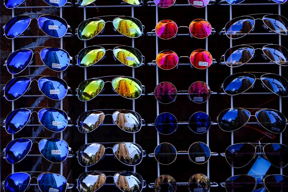 shades reflection collection