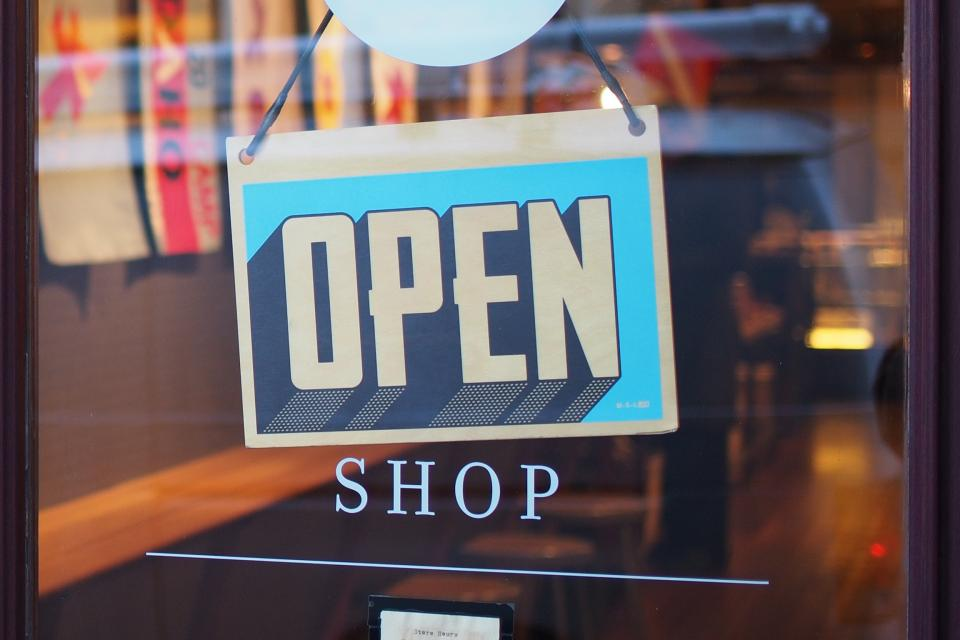 Free stock photo of shop store