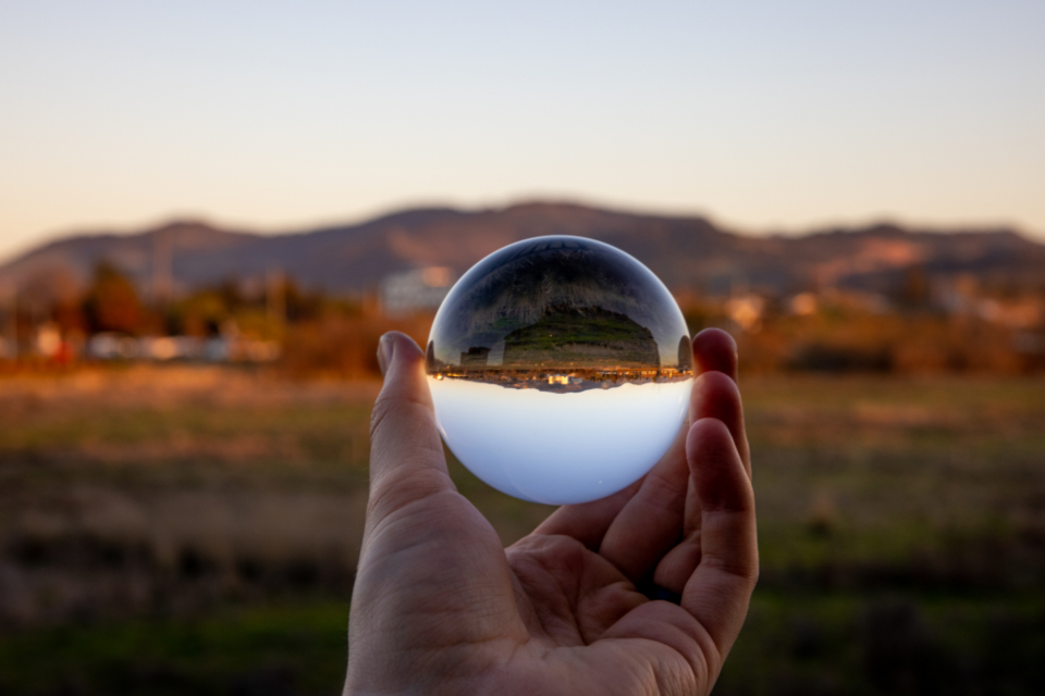 Free stock photo of sphere glass