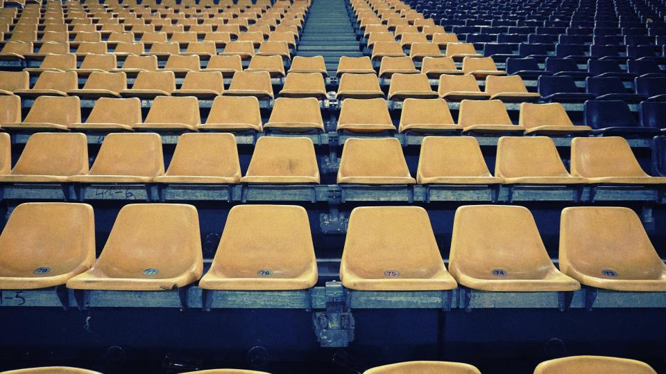 sport venue chairs