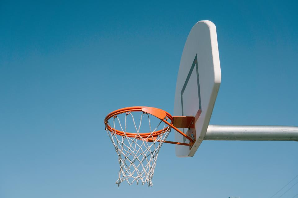 sports basketball hoops