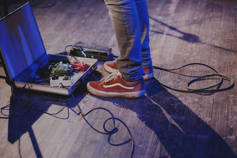 Free stock photo of stage concert