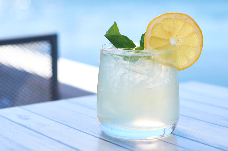 Free stock photo of summer cocktail