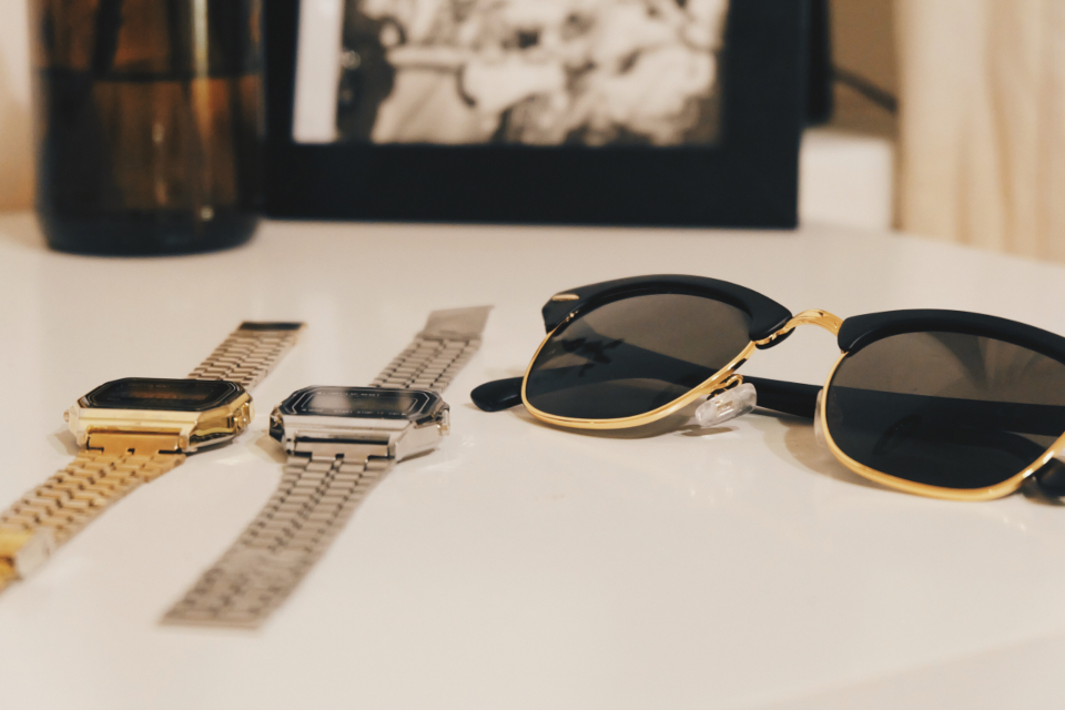 sunglasses watches time