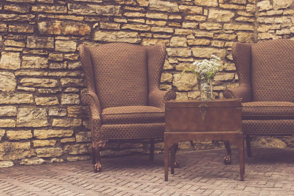 Free stock photo of table chairs