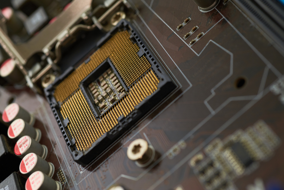 technology motherboard computer