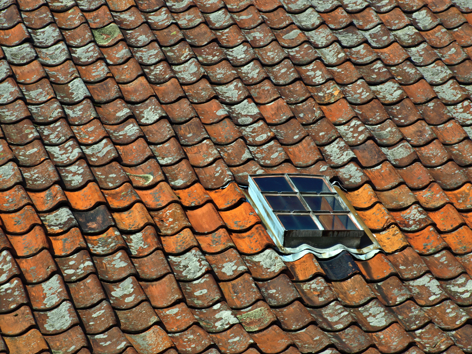 tile roof exterior