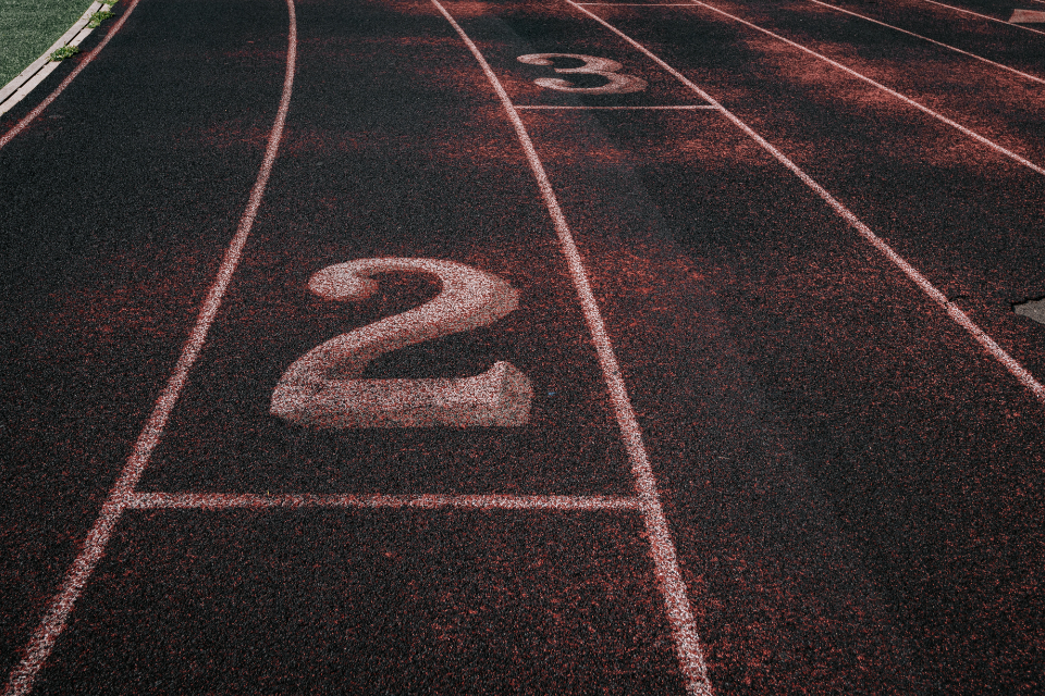 track field background