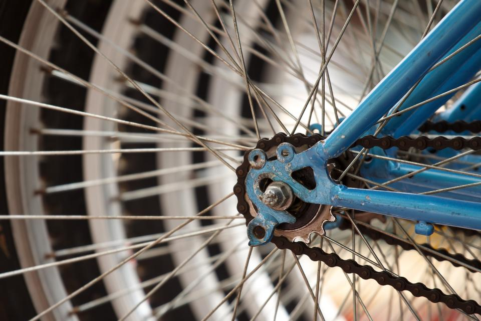 transportation bicycle wheels