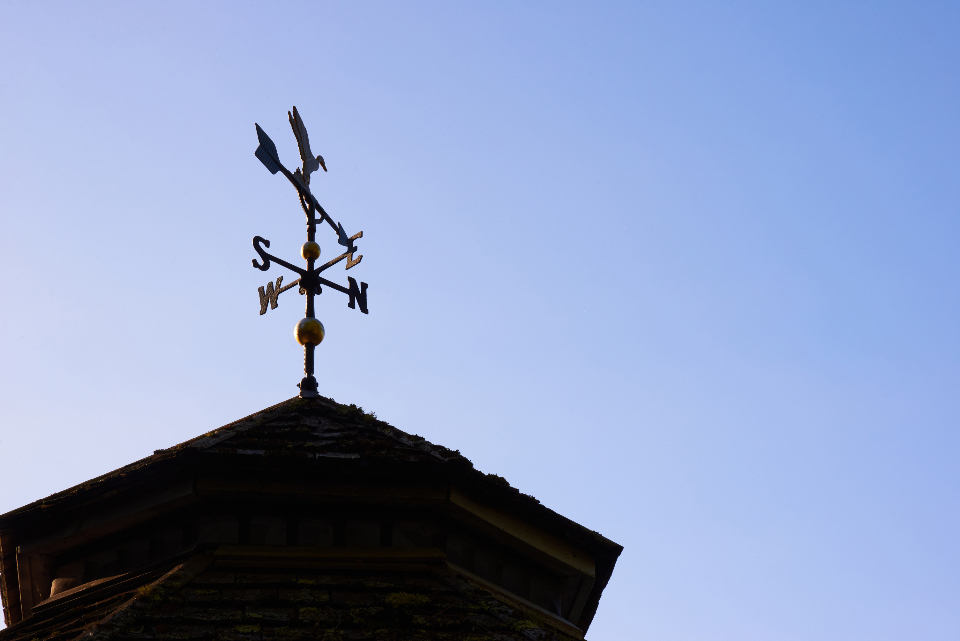 weather vane sky