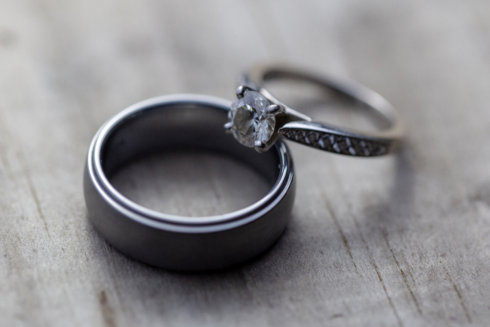 Free stock photo of wedding rings