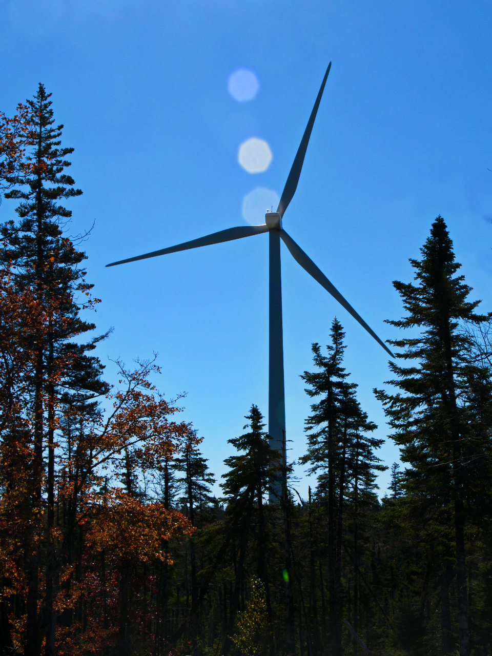 Free stock photo of wind mill