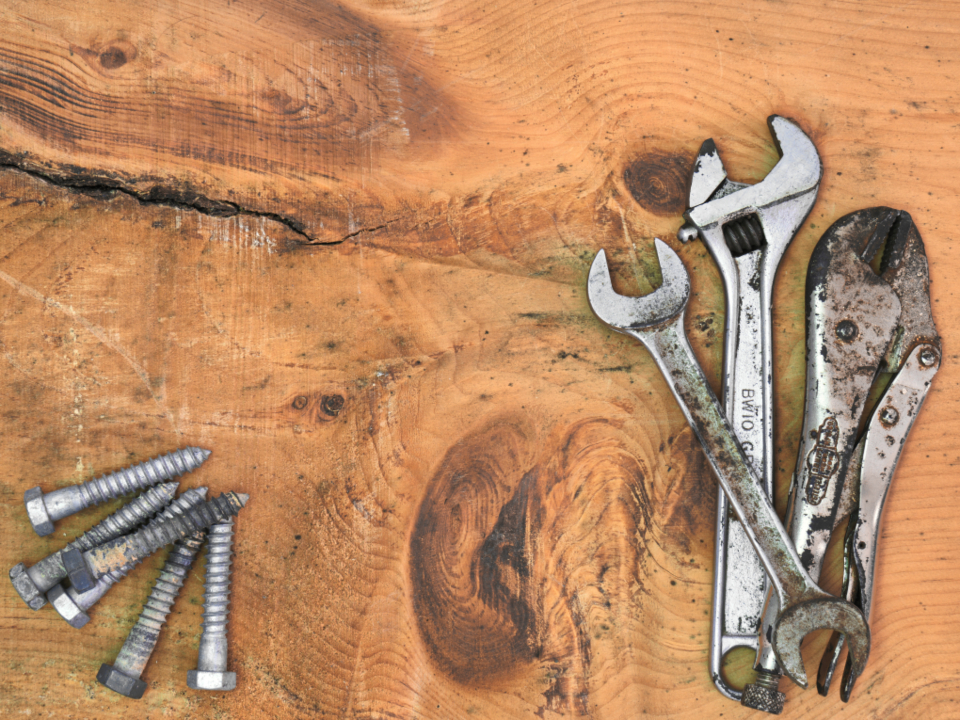 Free stock photo of workshop wrench