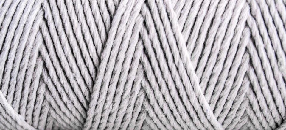yarn macro background